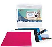 Janome Artistic Edge Adhesive Vinyl Starter Kit - F250277
