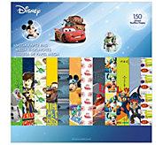 Disney Mega Paper Pad - Boy Designs 2 - F250678