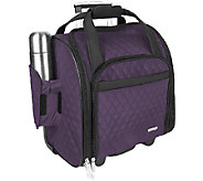 Travelon Wheeled Underseat Carry On Bag - F11879