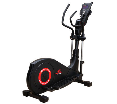 SCN Products CE 2.5 Elliptical with Virtual T rainer