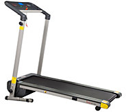 Sunny Health & Fitness SF-T7632 Space-Saving Folding Treadmil - F249781
