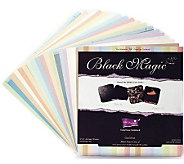 Coredinations Black Magic Cardstock Assortment - F187282