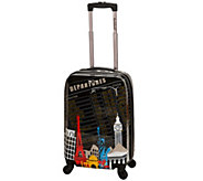 Fox Luggage 20 Destination Carry-On Luggage - F249082