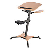 Wirk Linea Stand-up Workstation - F248883