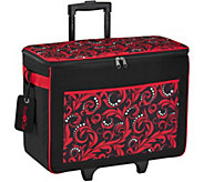 Brother ScanNCut Red Tote Bag - F250283