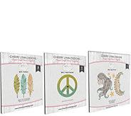 Cheery Lynn Designs Bohemian Peace Bundle - F250383