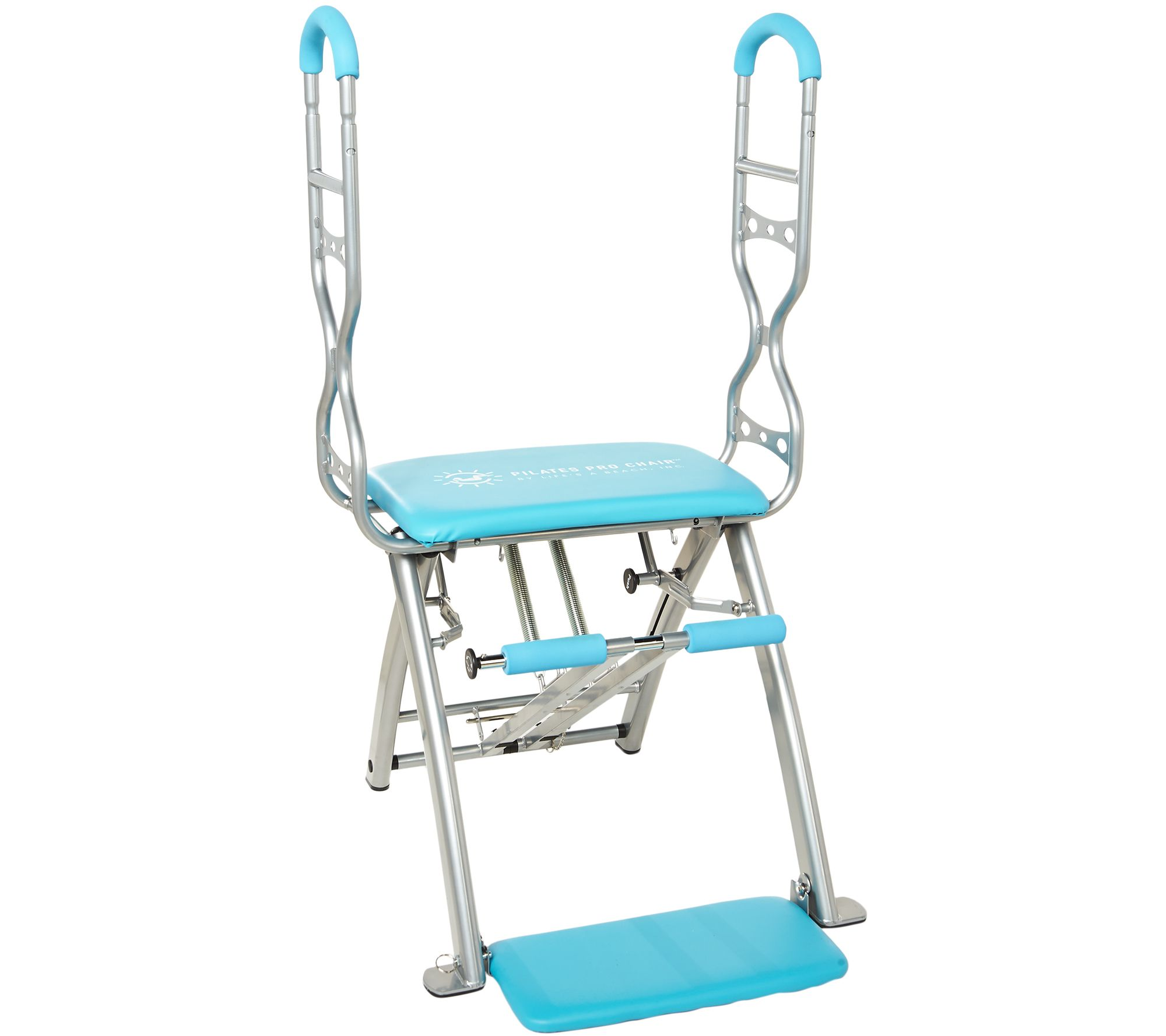 Pilates Chair Dvds Lifes Beach: Pilates PRO Chair Max With Sculpting Handles By Life's A