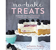 No-Bake Treats Cookbook by Julianne Bayer - F12386