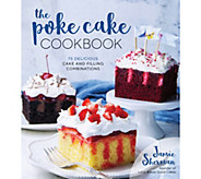 The Poke Cake Cookbook by Jamie Sherman - F13086