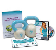 Kathy Smith Kettlebell Solution - F195386