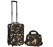Fox Luggage 2-Piece Luggage Set - F249086