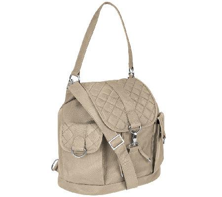 Travelon Convertible Backpack Shoulder Bag 96