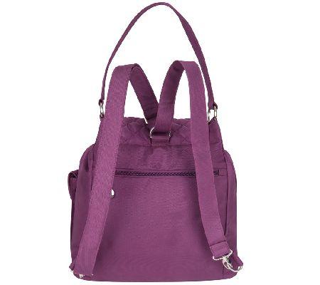 Travelon Convertible Backpack Handbag with RFID Protection - Page ...