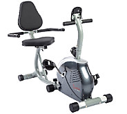 Sunny Health & Fitness Recumbent Bike - F248987