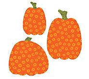 GO! Fabric Cutting Dies It Fits! - Pumpkins - F246688