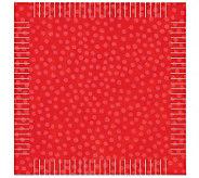 GO! Fabric Cutting Dies-Rag Square 8-1/2 - F192289
