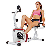Marcy Recumbent Mag Cycle from Impex Fitness - F248689