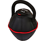 Sunny Health & Fitness No. 073-15 Soft Kettlebell, 15-lb - F249789