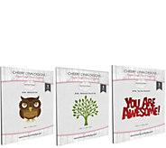 Cheery Lynn Designs Whimsical Owl Die Set Bundle - F250389