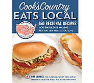 Cooks Country Eats Local Cookbook by Americas Test Kitchen - F11990