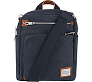 Travelon Anti-Theft Heritage Canvas RFID Tour Bag - F12590