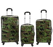 Fox Luggage 3-Piece Safari Spinner Set - F249090