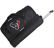 NFL 27 Rolling Duffel Bag - F249290