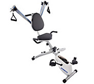 Stamina Exercise Bike And Strength System - F13191