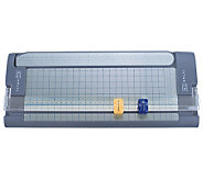 Acme Titanium Personal 12 Trimmer with Swing-Out Ruler Arm - F181491