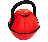 Sunny Health & Fitness No. 073-5 Soft Kettlebell, 5-lb - F249791