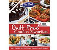 Guilt-Free Comfort Favorites By Mr. Food Test Kitchen - F13292