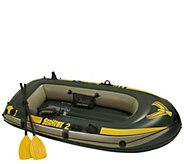 Intex Seahawk 2 Lake Boat Set - F249492