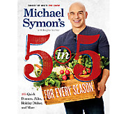 Michael Symons 5-in-5 for Every Season Cookbook - F11993