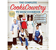 The Complete Cooks Country TV Show Cookbook Season 9 - F12493
