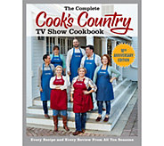 The Complete Cooks Country TV Show Cookbook Season 10 - F12993