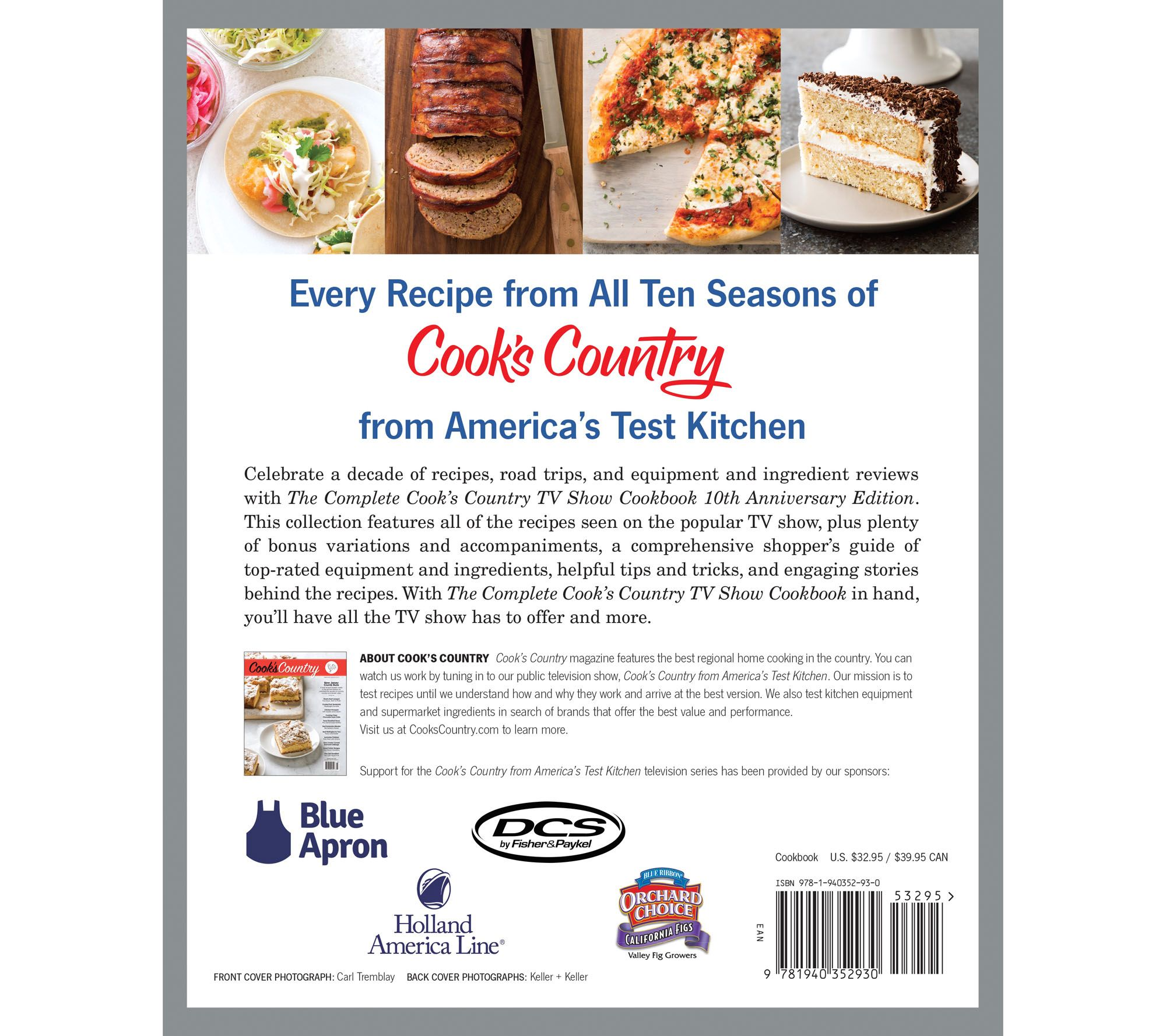 The Complete Cook\'s Country TV Show Cookbook\