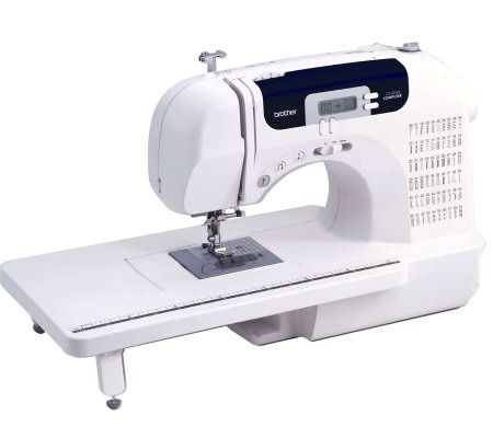 Brother CS60001 60Stitch Computerized FreeArmSewing
