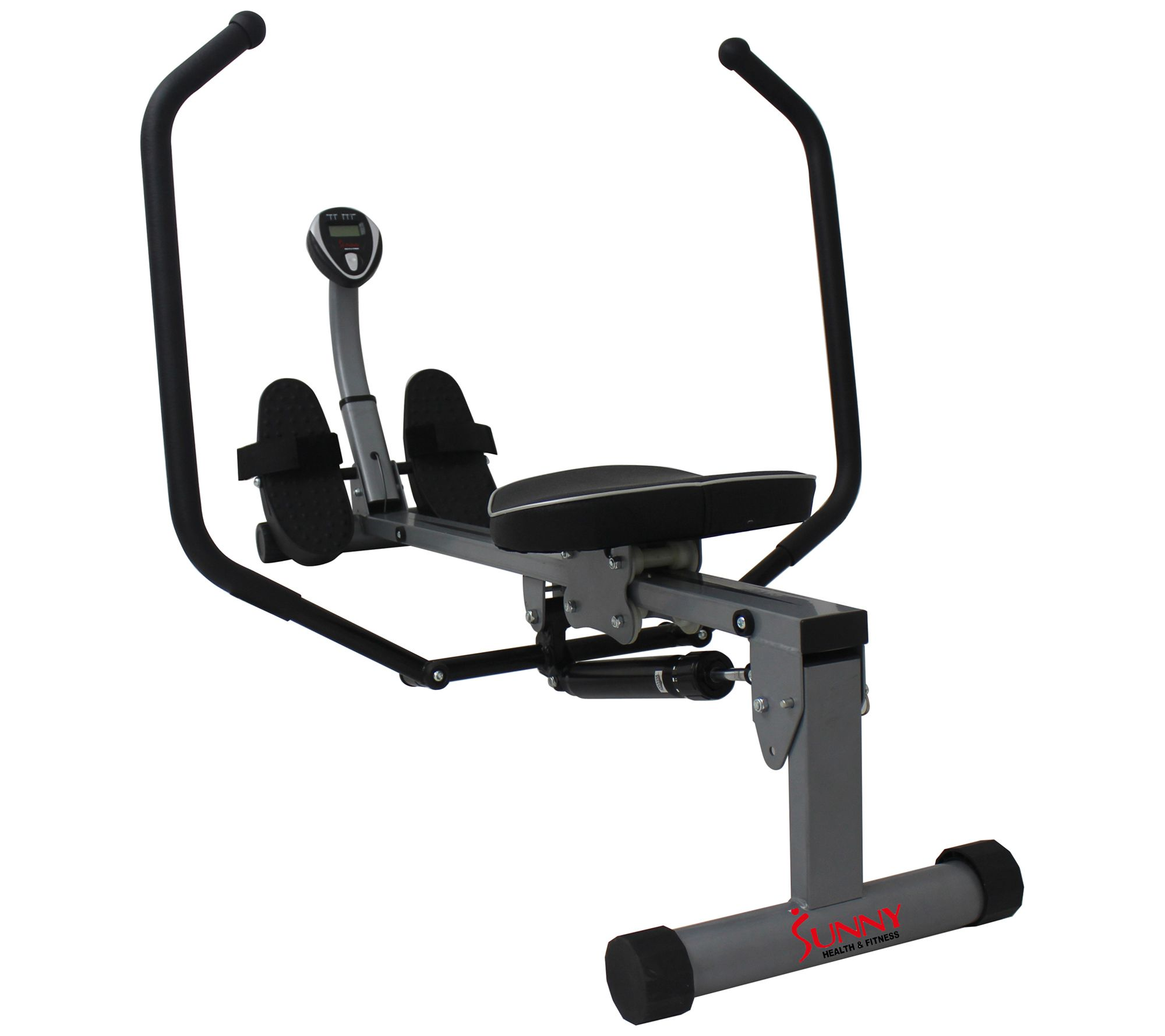 health fitness rowing machine with motion arms