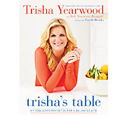 Trishas Table Cookbook by Trisha Yearwood - F11794