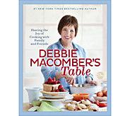 Debbie Macombers Table Cookbook by Debbie Macomber - F13294
