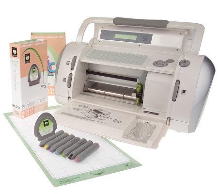 cricut die cut machine