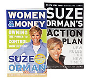 Suze Orman Women & Money & Action Plan Book Set - F08796