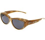Fitover Fashion Cat Eye Frame Polarized Sunglasses by Jonathan Paul - F10996