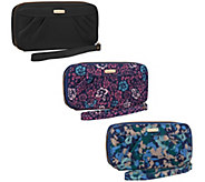 Travelon Set of 3 RFID Wallets with Gift Boxes - F11996