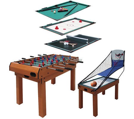 Spartan Sports 5 in 1 Combination Table