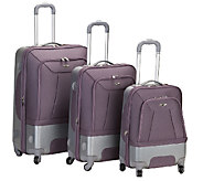 Fox Luggage Rome 3pc Luggage Set - F249096