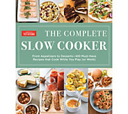 The Complete Slow Cooker Cookbook by Americas Test Kitchen - F13097