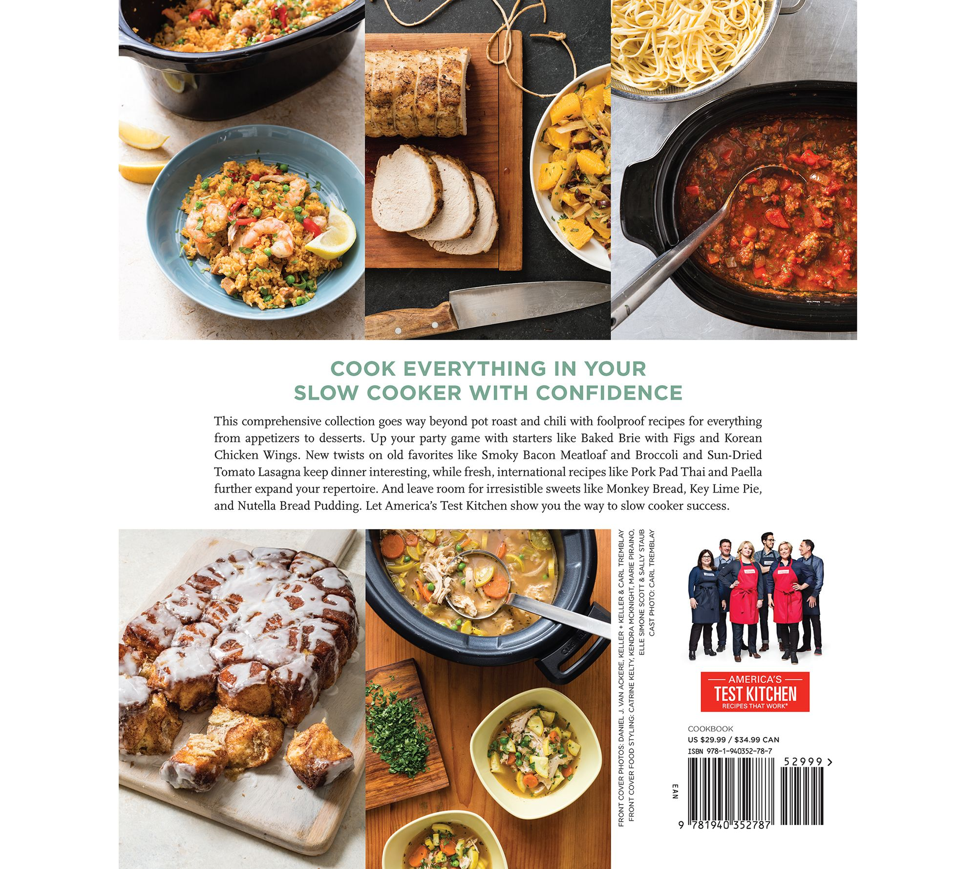 The Complete Slow Cooker Cookbook\