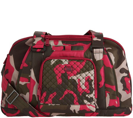 Lug East West Overnight Bag With Rfid Propeller Qvc Com