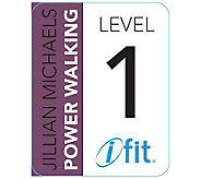 Jillian Michaels - Power Walking Workout iFit Card - Level 1 - F194999